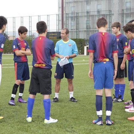 برنامه تابستانه فوتبال ۲۰۱۷ کودکان و نوجوانان